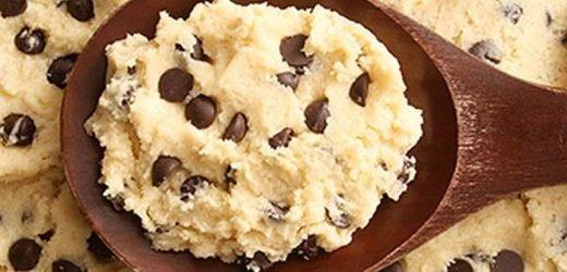 FDA warnt vor rohen cookie-Teig Gefahren