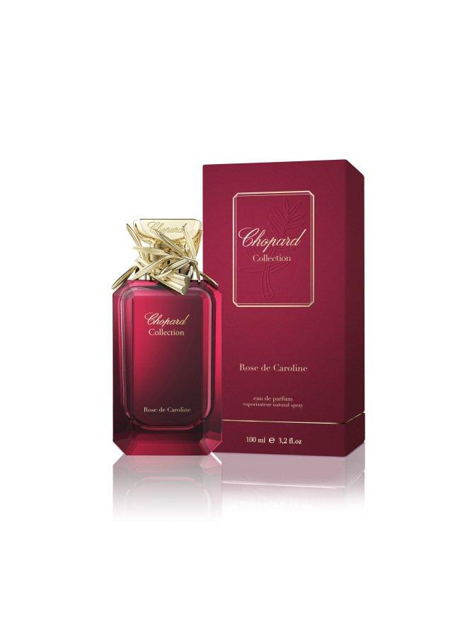 Der Name der Rose: Chopard Parfums Liefert Ihren Teuersten Duft Noch