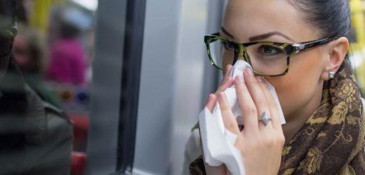 Pendeln: Umsteigen begünstigt Erkältungen