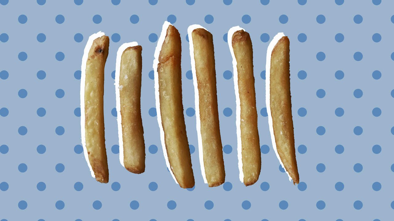 Ja, Es gibt Tatsächlich eine Genaue Menge der Pommes Frites Sollten Sie Essen—aber Nicht 6