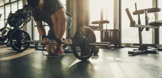 Richtiger Muskelaufbau im Alter ab 40? Nur so geht es!