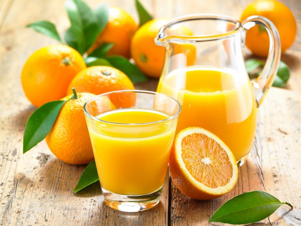 Regelmäßig Orangensaft senkte das Risiko für Demenz um 50 Prozent