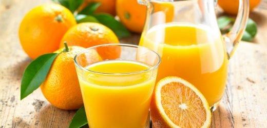 Ernährung: Ein Glas Orangensaft pro Tag halbiert das Risiko für Demenz