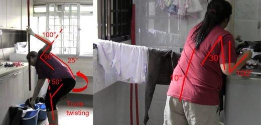 Warum trocknen von Wäsche darstellen kann, so ein Schmerz in Singapur