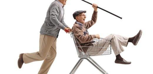 Forscher: Alterung wirksam gestoppt! Neue Therapie verlangsamte den Alterungsprozess